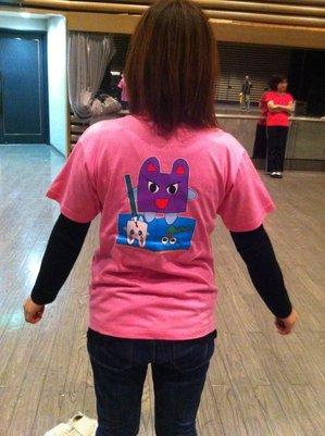 今回のTシャツ.JPG